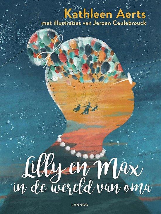 Boek cover Lilly en Max van Kathleen Aerts (Hardcover)