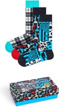 Happy Socks Iris Apfel Limited Giftbox - Maat 41-46