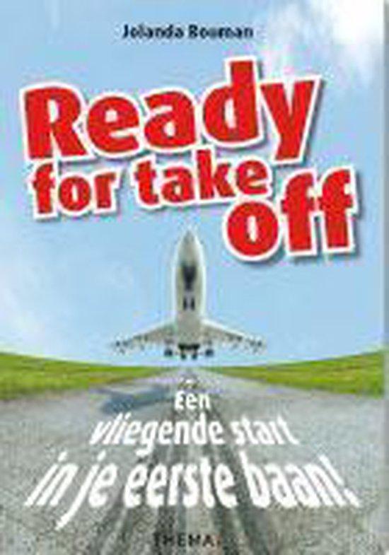 Ready for take-off - Jolanda Bouman |