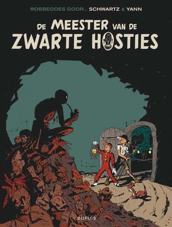 De meester van de zwarte hosties - Olivier Schwartz |