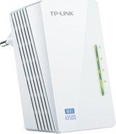 TP-Link TL-WPA4220 - Wifi Powerline - Uitbreiding