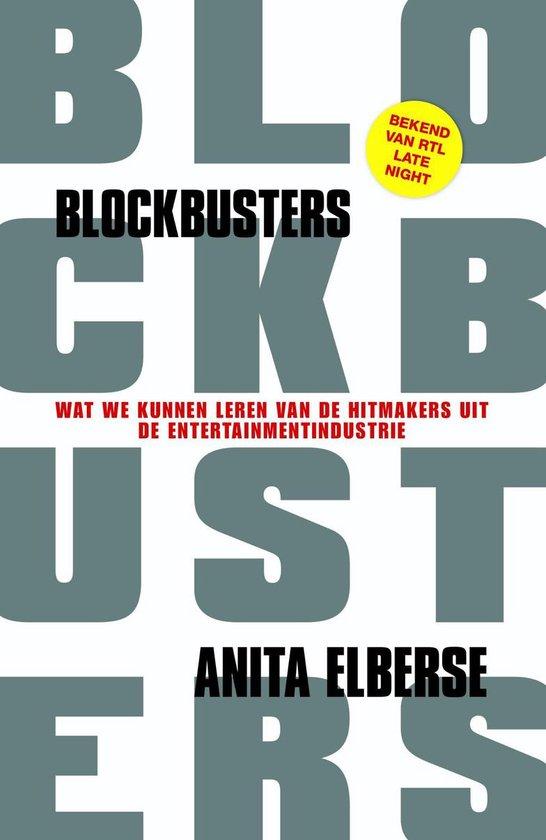 Blockbusters - Anita Elberse |