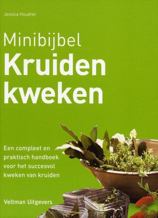 Minibijbel - kruiden kweken - Jessica Houdret |