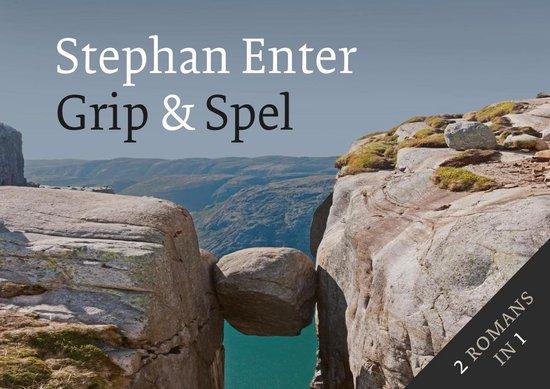 Grip + Spel - dwarsligger (compact formaat) - Stephan Enter |