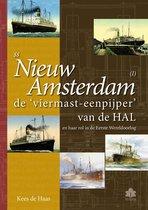 ss Nieuw Amsterdam - de 'viermast-eenpijper' van de HAL en haar rol in de Eerste Wereldoorlog
