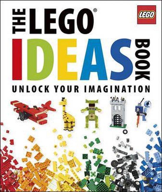 Boek cover The LEGO Ideas Book van Daniel Lipkowitz (Hardcover)