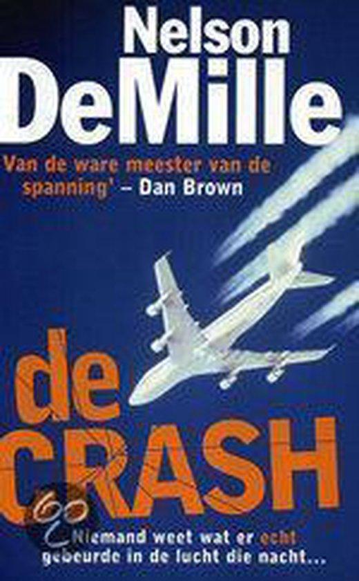 De Crash / Druk Heruitgave - Nelson DeMille |