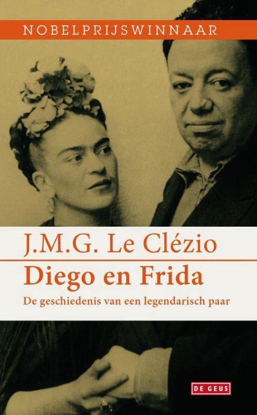 Diego en Frida - J.M.G. Le Clézio  