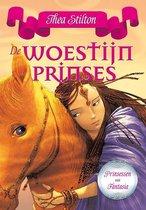De prinsessen van Fantasia - De woestijnprinses