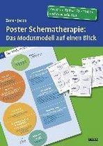 Poster Schematherapie: Das Modusmodell auf einen Blick