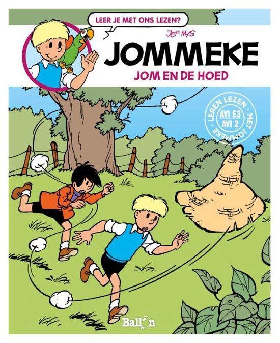 Jommeke AVI 0 - Jom en de hoed - Jenny Hillen pdf epub