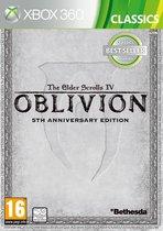 Bethesda The Elder Scrolls IV: Oblivion 5th Anniversary Edition, Xbox 360 video-game Basic + Add-on + DLC