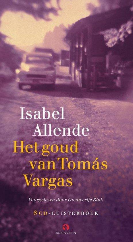 Het goud van Tomas Vargas (luisterboek) - Isabel Allende |