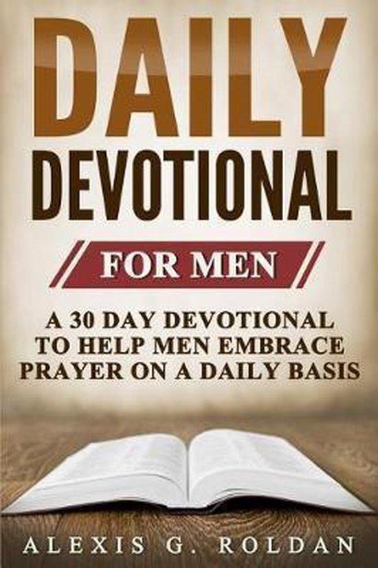 Daily Devotional for Men