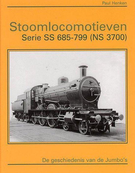 STOOMLOCOMOTIEVEN SERIE SS 685-799 (NS 3 - P. Henken |