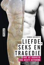 Omslag Liefde , seks en tragedie