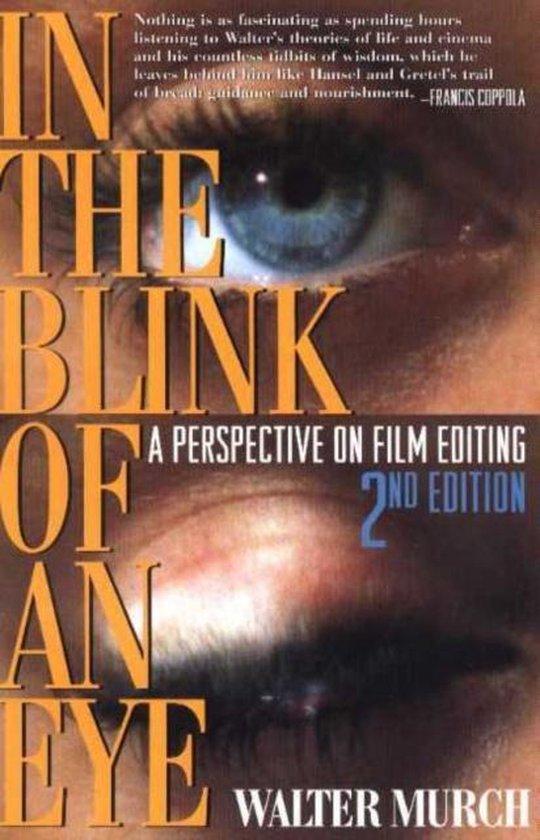 Boek cover In the Blink of An Eye van Walter Murch (Paperback)