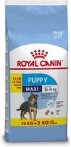 Royal Canin Maxi Puppy - Hondenvoer - 15+3 kg Bonusbag
