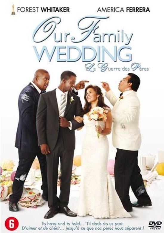 Cover van de film 'Our Family Wedding'