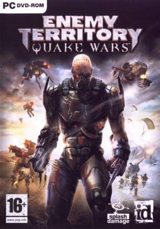 Enemy Territory: Quake Wars – Windows