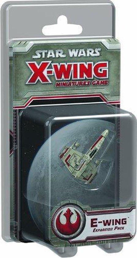 Afbeelding van het spel Star Wars X-wing E-Wing Expansion Pack - Uitbreiding - Bordspel