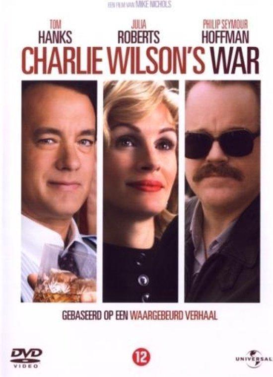 Cover van de film 'Charlie Wilson's War'