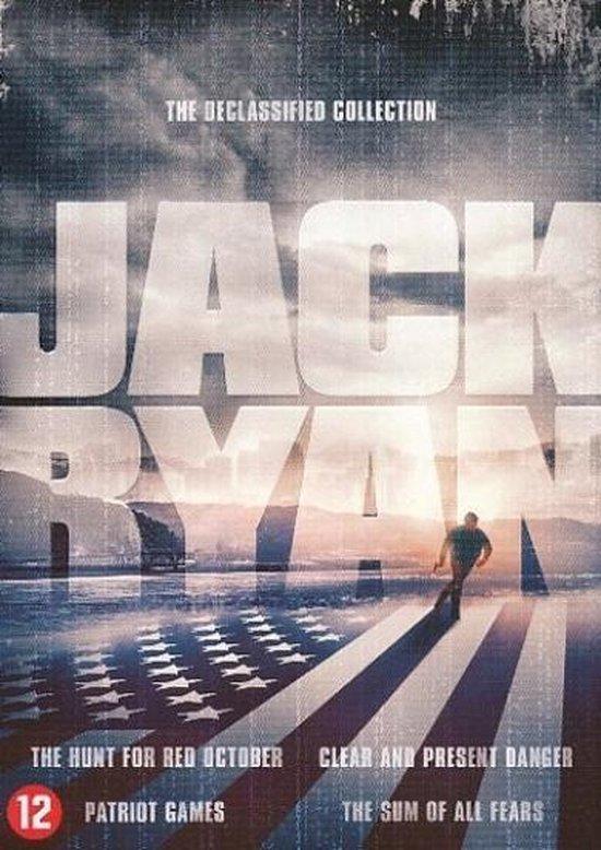 Cover van de film 'Jack Ryan Box'