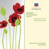 Symphonies, Vol.2: Nos. 5, 6 & 9 & Rosamunde