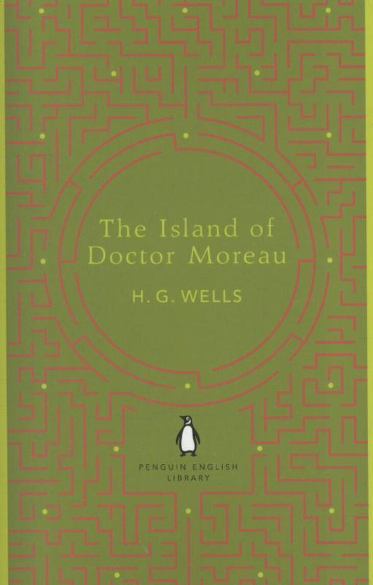 Boek cover The Island of Doctor Moreau van H.G. Wells (Paperback)