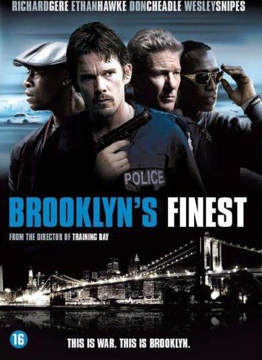 Brooklyn's Finest - Blu Ray