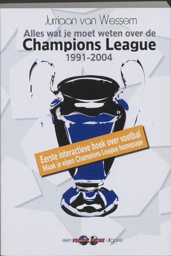 Afbeelding van Alles Wat Je Wilt Weten Over De Champions League