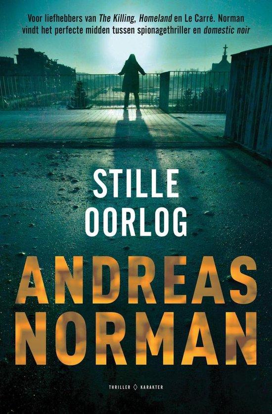 Stille oorlog - Andreas Norman pdf epub