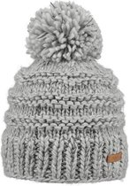 Barts Jasmin Beanie Dames Muts - Heather Grey