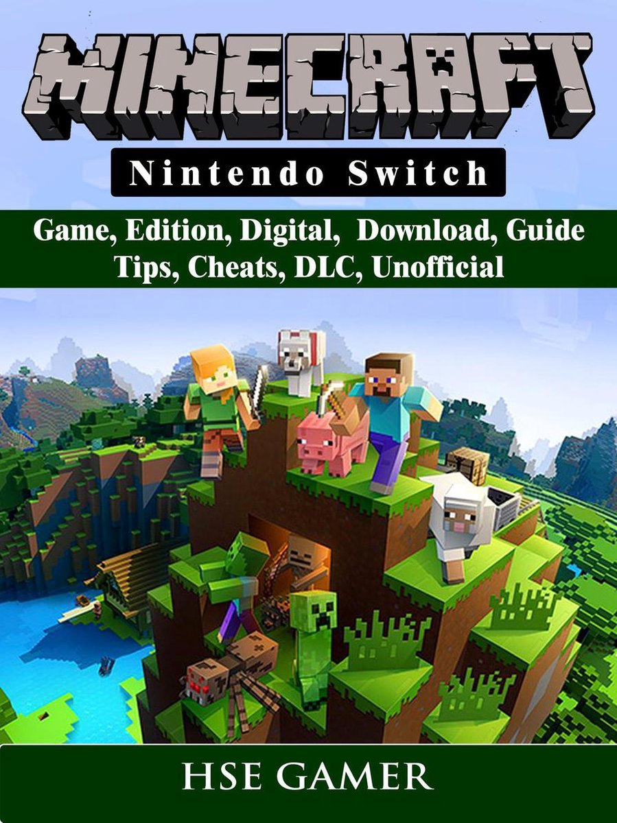 Unofficial Guide Minecraft - Hse Games