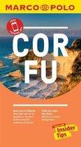 Corfu Marco Polo Pocket Travel Guide - with pull out map