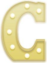 Giggle Beaver Carnival C - Tafellamp - LED - Vanilla