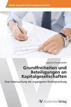 Grundfreiheiten Und Beteiligungen an Kapitalgesellschaften