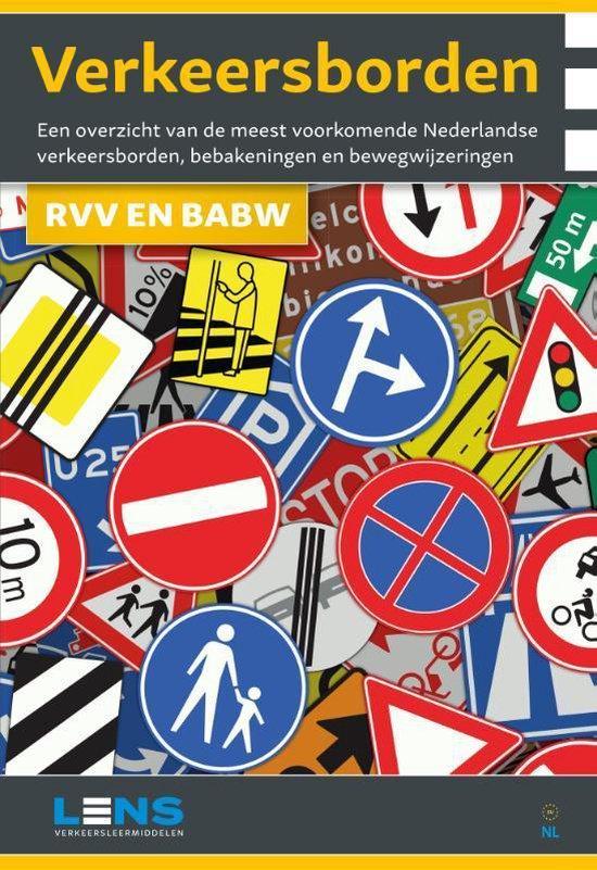 Lens verkeersleermiddelen - Verkeersborden - P. Somers |