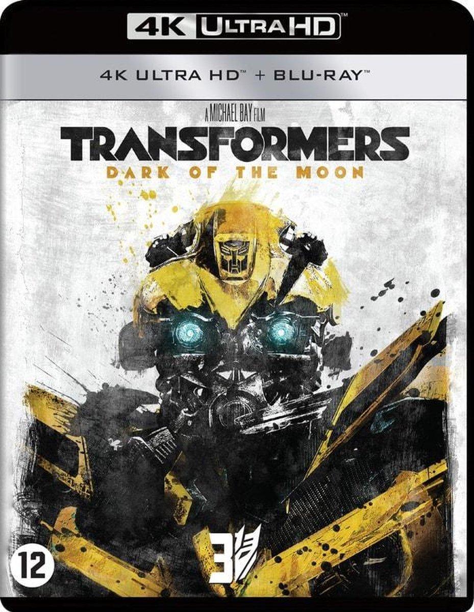 Transformers: Dark of the Moon (4K Ultra HD Blu-ray)-
