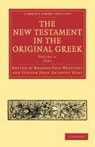 Boek cover The New Testament in the Original Greek van