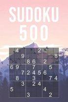 500 Sudoku Puzzles - Beginner