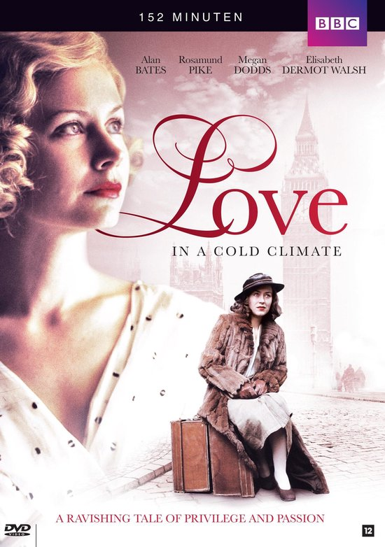 Cover van de film 'Love In A Cold Climate'