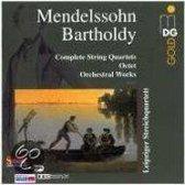 Complete String Quartets/Octet/...