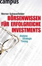 Börsenwissen für erfolgreiche Investments
