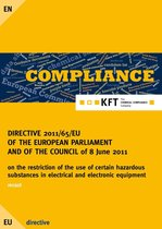 DIRECTIVE 2011/65/EU OF THE EUROPEAN PARLIAMENT AND OF THE COUNCIL