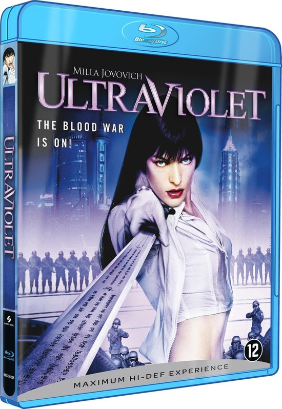 Cover van de film 'Ultraviolet'