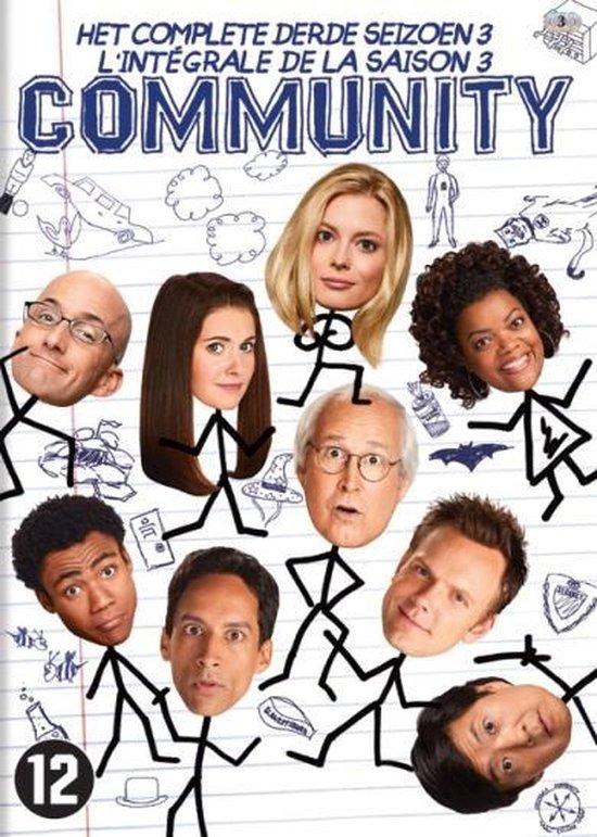Community - Seizoen 3 - Tv Series