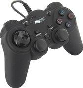 Bigben Controller Zwart PS3 + PC