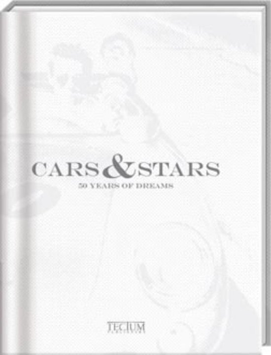 Cover van het boek 'Cars & Stars'
