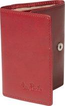 Tony Perotti Furbo Pure Mini RFID portemonnee met papiergeldvak - Rood